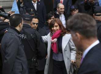 Bonadio tiene listo el pedido de desafuero para Cristina