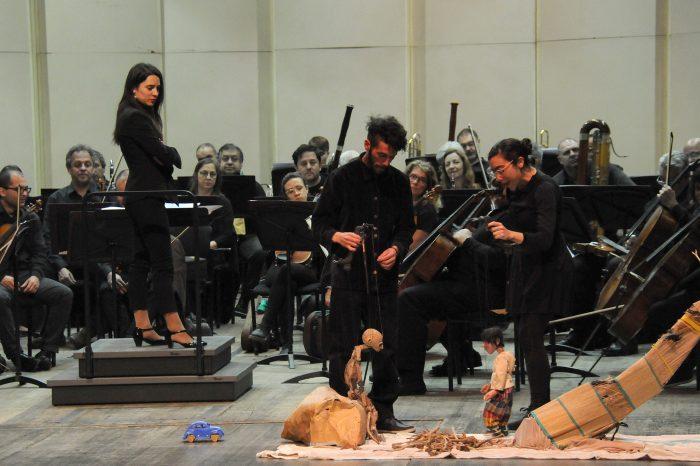 Comenzaron los conciertos didácticos con sala completa