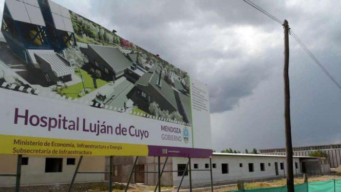 Hospital de Luján: nuevo concurso para concluir la primera fase