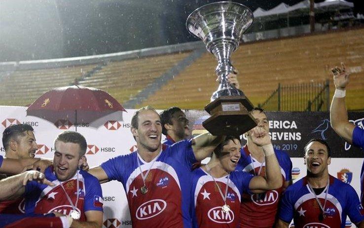 Histórico: Chile venció a Los Pumas en Punta del Este