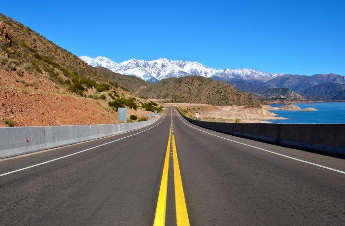Estado de las principales rutas turísticas de Mendoza