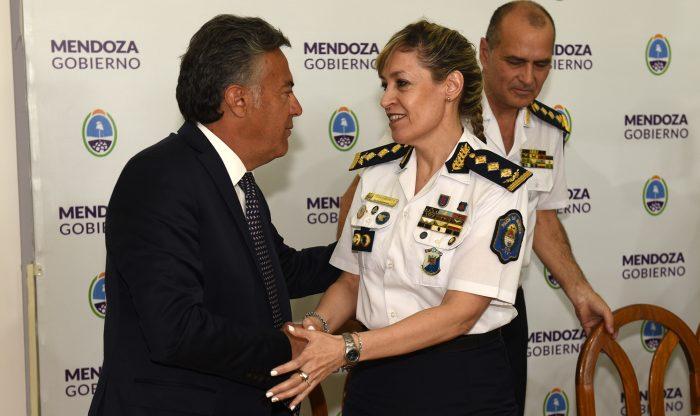 Mendoza tiene la primera comisaria general en la Policía