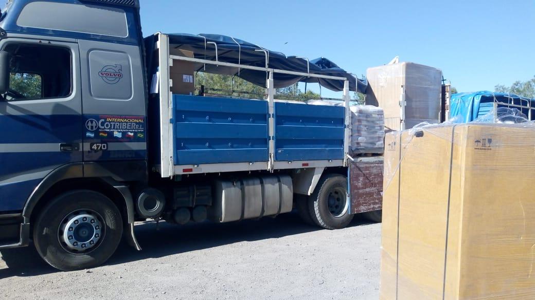 Mendoza exporta una fábrica de nitrógeno a Bolivia