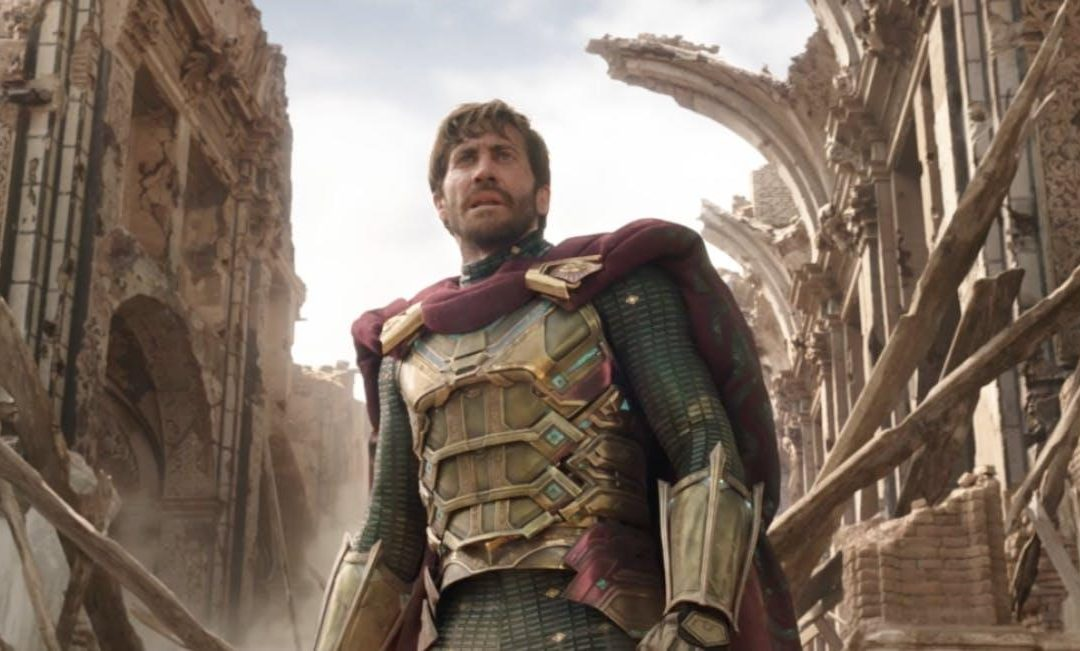Mysterio, el nuevo villano de Spider-Man: Far from Home