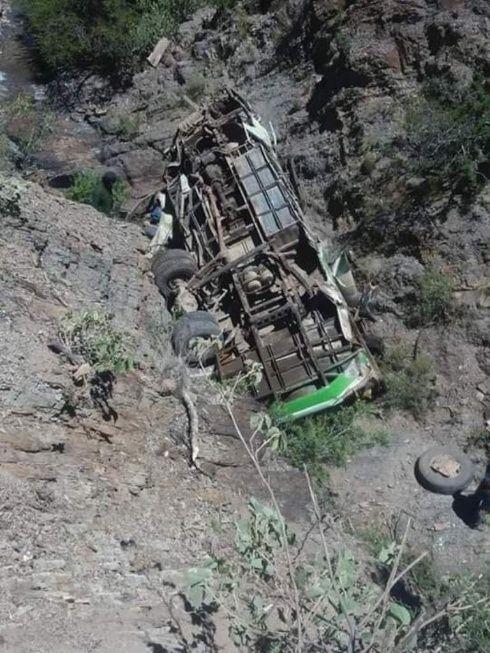 Cuatro jóvenes futbolistas mendocinos murieron en Bolivia