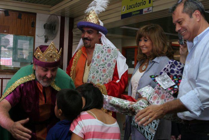 Los Reyes Magos visitarán los hospitales Notti y Carrillo