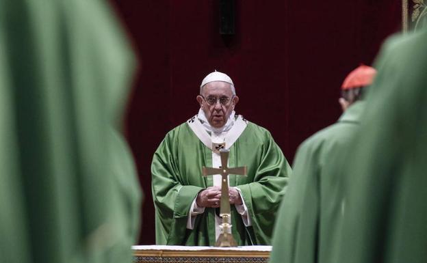 El papa expresa su preocupación por la violencia en Colombia