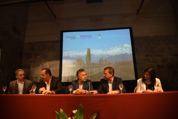 Mendoza y Nación fortalecen destinos turísticos provinciales