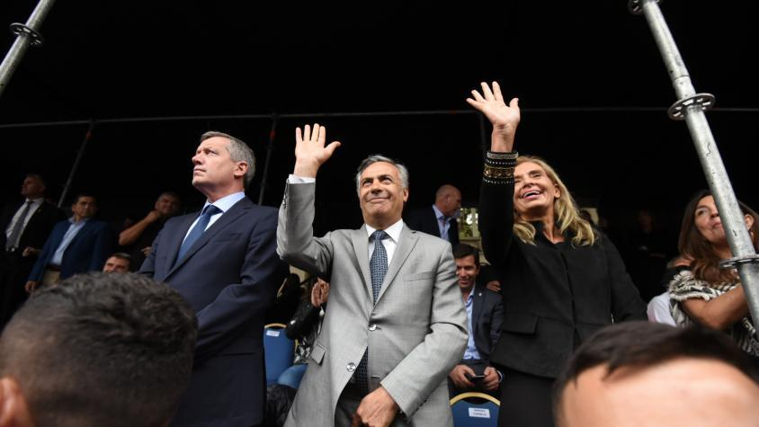 Carrusel: los sanjuaninos no tuvieron lugar en el palco
