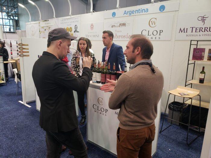 Vinexpo Nueva York: entusiasmo por el vino mendocino