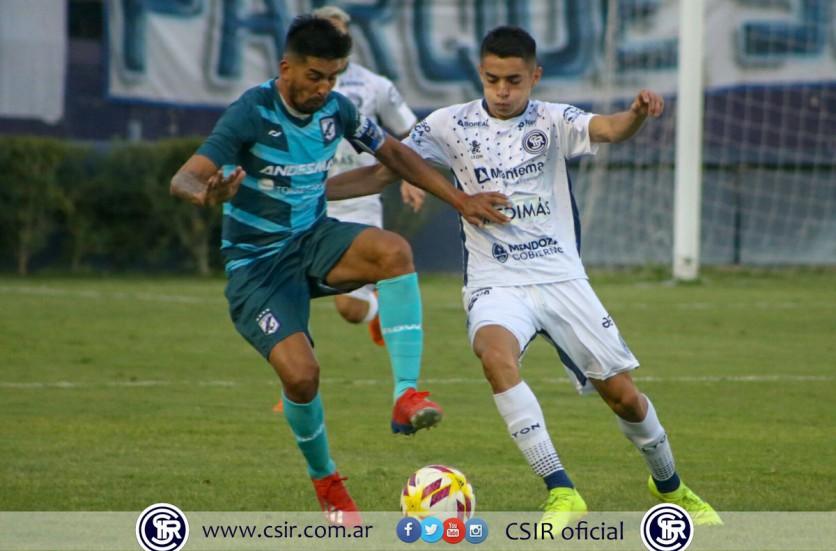 Independiente Rivadavia prepara la artillería para enfrentar a Olimpo