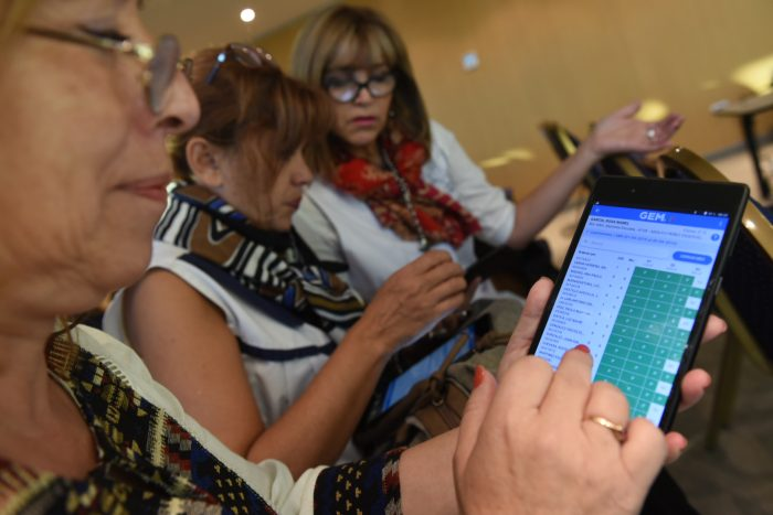Así funciona la nueva app de asistencia para docentes