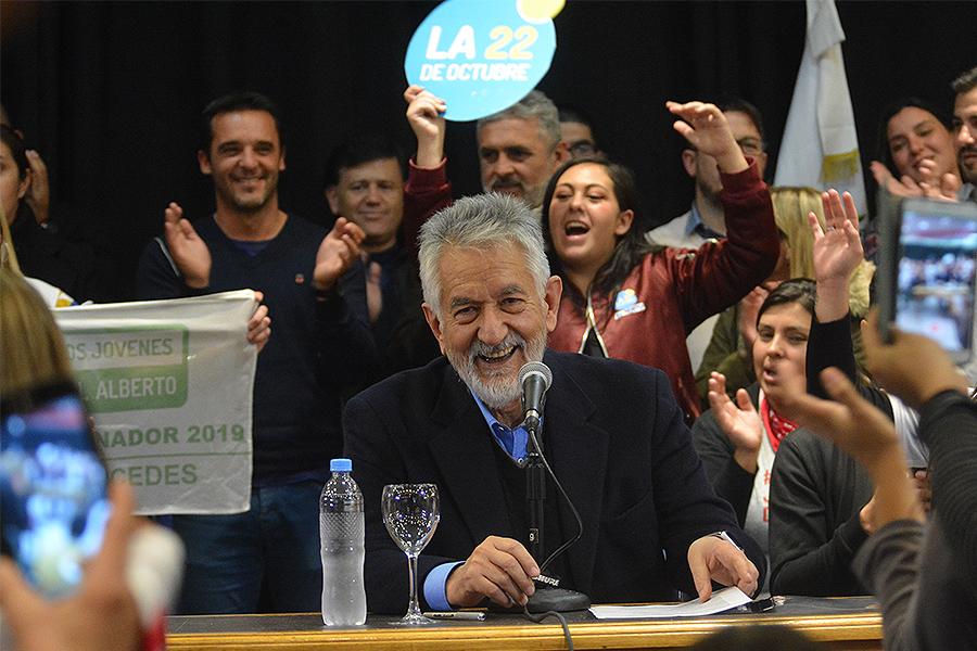 Alberto Rodríguez Saá lanzó el Programa Empezar