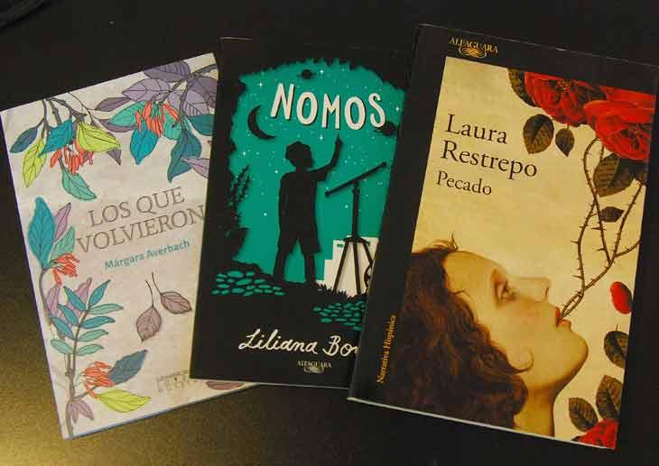 La DGE entregó libros de Liliana Bodoc a escuelas de Malargüe