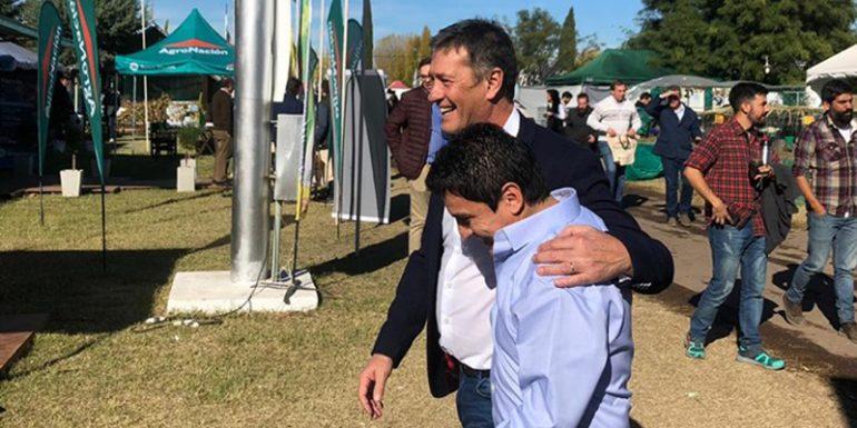 Alejandro Bermejo también estuvo en la Fiesta de la Ganadería