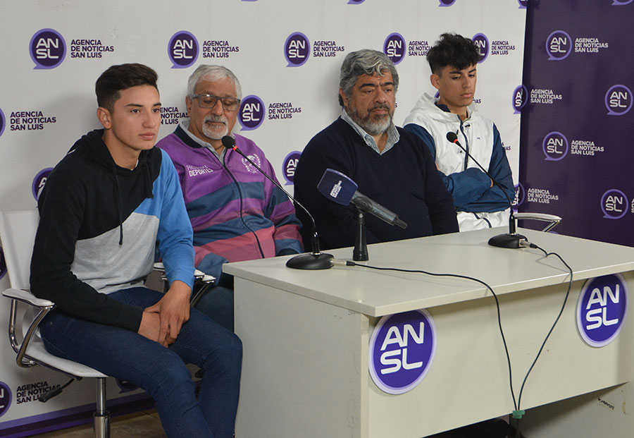 Campeonato Argentino de Ciclismo de Pista Juniors y Menores