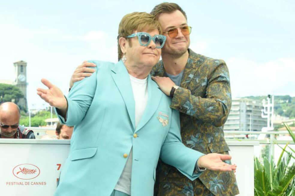 Rocketman: la historia de como Elton John sobrevivió a las drogas