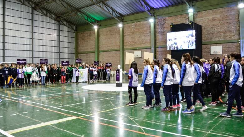 Comenzó el Torneo Nacional Femenino de Futsal
