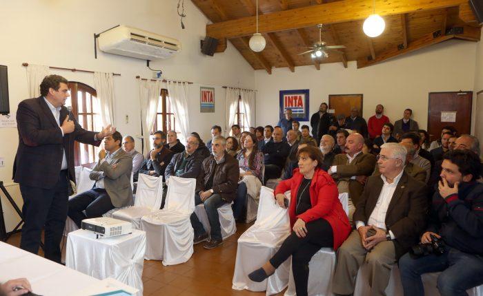 Ambicioso proyecto entre el INTA, el Gobierno y empresas tecnológicas