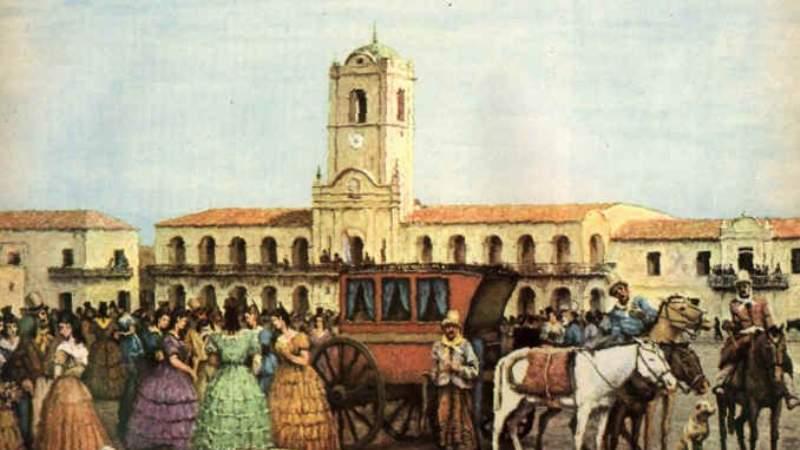 La revolución de las mujeres del 25 de mayo de 1810