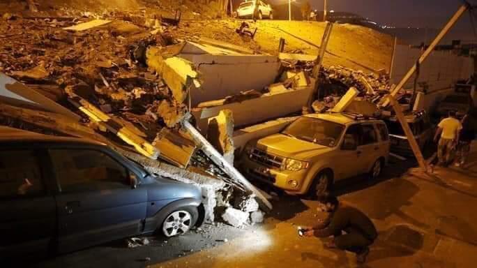 Terremoto de magnitud 8 sacudió Perú