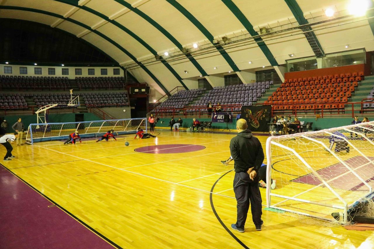 """Los mendocinos se quedaron con el Regional de Goalball en el """"Ave Fénix"""""""