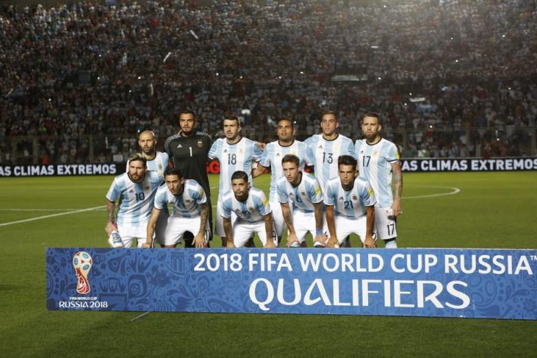 La Selección Argentina, siempre invicta en San Juan