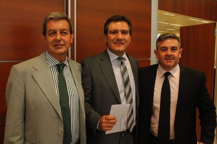 Uñac eligió a Torrent como tercer diputado de su lista