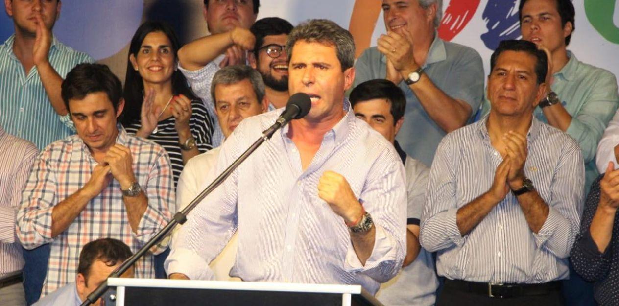 Sergio Uñac fue reelecto con más del 50% de los votos