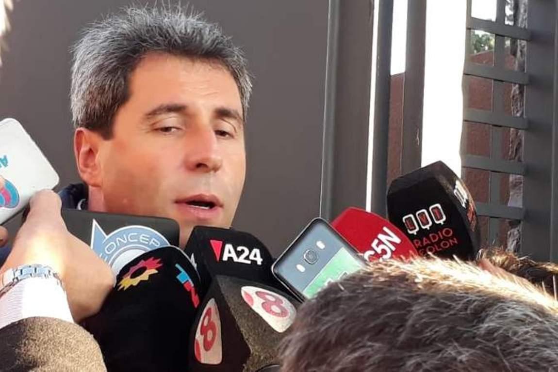 Sergio Uñac: «Debemos ser responsables y dialogar»