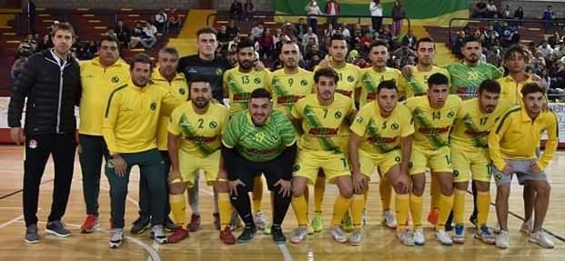 Cementista es una aplanadora en el Apertura de Futsal