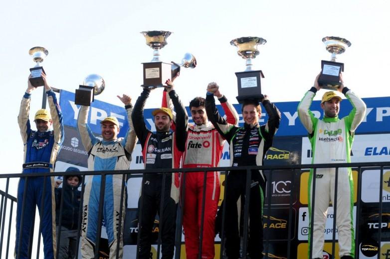 Fin de semana positivo para los pilotos sanjuaninos