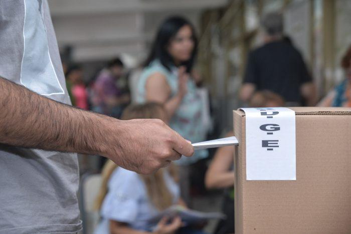 Más de 6.500 jóvenes no podrán votar para elegir gobernador