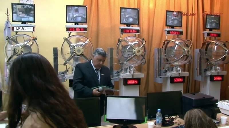 San Juan: el megasorteo de casas se podrá ver en vivo