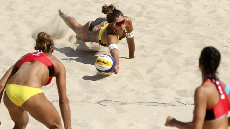Fernanda Pereyra avanzó a la siguiente instancia en Portugal