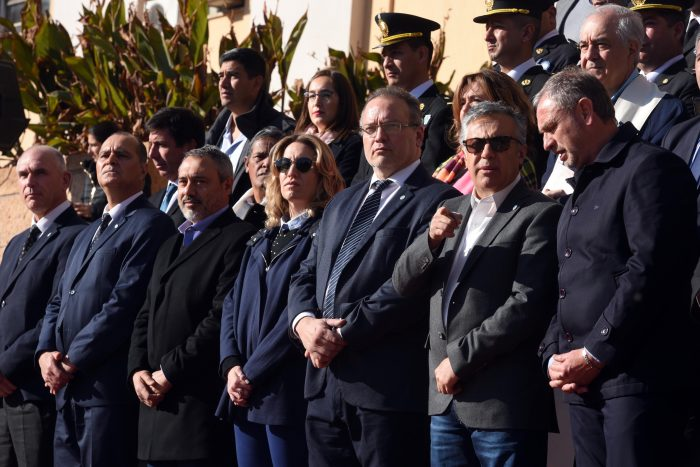 Cornejo destacó los avances en el servicio penitenciario