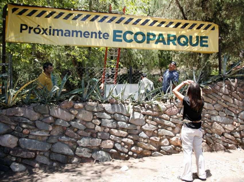 Renuevan la instalación eléctrica del Ecoparque