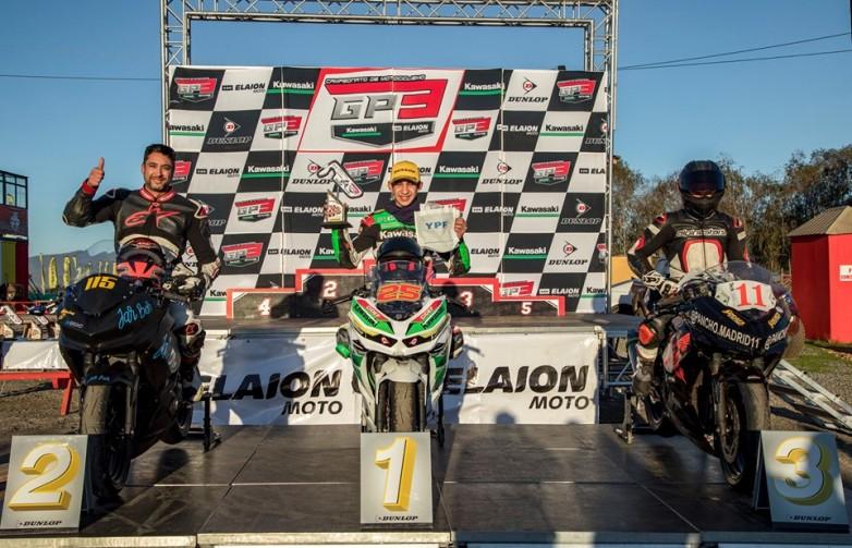 Tres victorias y dos podios, el saldo sanjuanino en el deporte motor