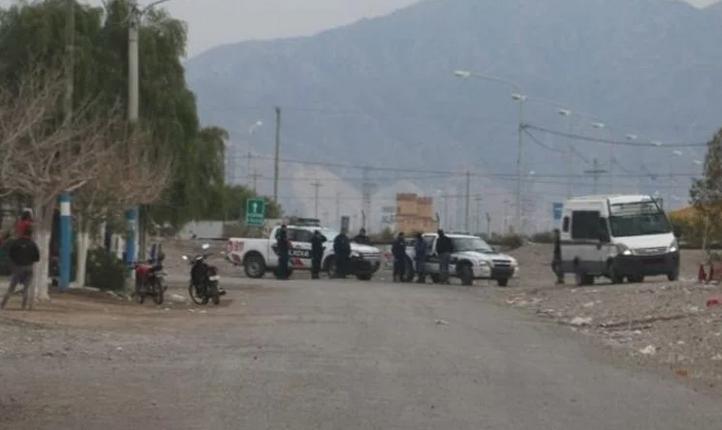 San Juan: encuentran restos quemados e investigan si son de mujer