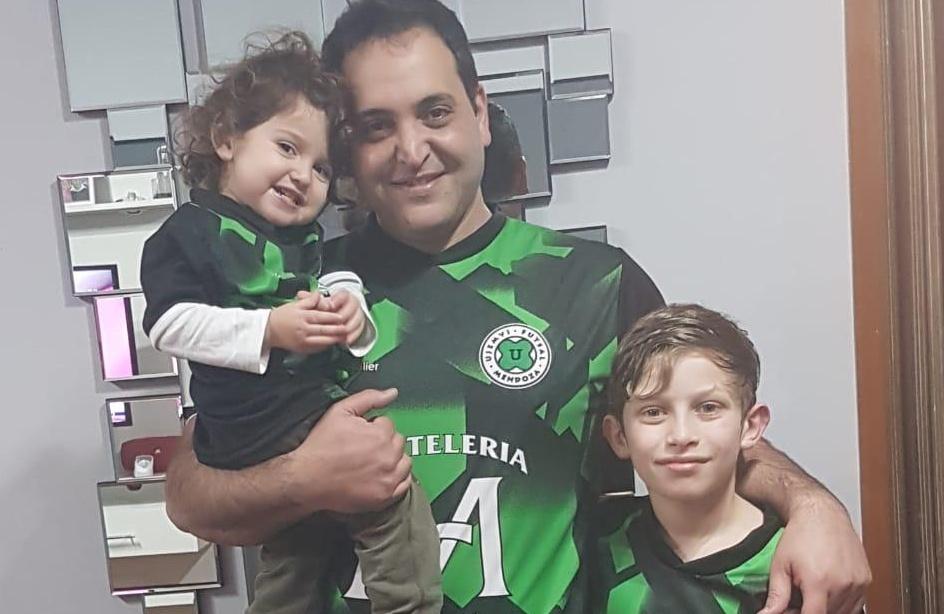 La historia de Carim Taichure, el enamorado del fútbol de salón