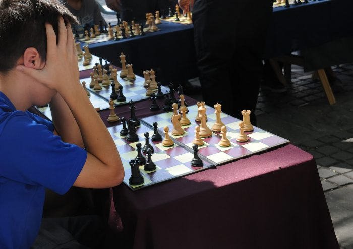 "Se viene el Torneo Abierto de Ajedrez ""Elo sub 1400"""