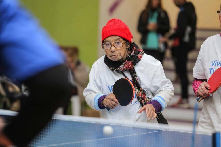 Juegos Sanmartinianos de adultos mayores