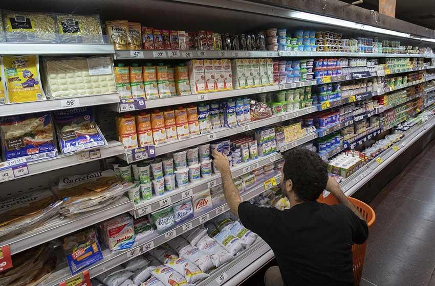 Eliminan el IVA a los principales productos alimenticios