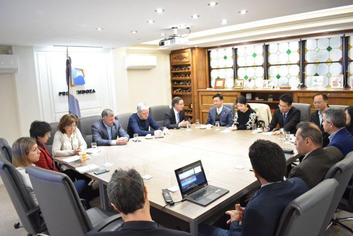 Mendoza y Guangdong profundizan su comercio