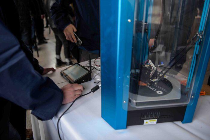 Más de 15 mil estudiantes mendocinos trabajarán con impresoras 3D