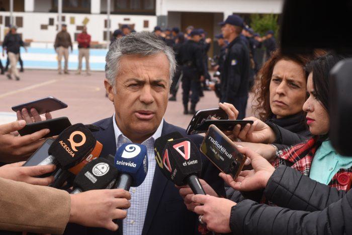 Cornejo quiere «que el próximo presidente sea un radical»