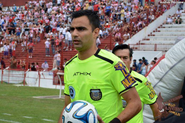 Independiente y Gimnasia tienen árbitros para la 9ª de la Primera