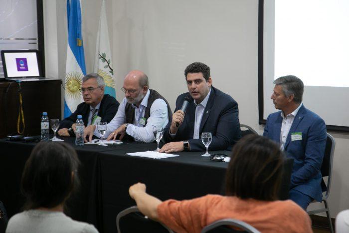 Suceso internacional sobre polilla de la vid en Mendoza