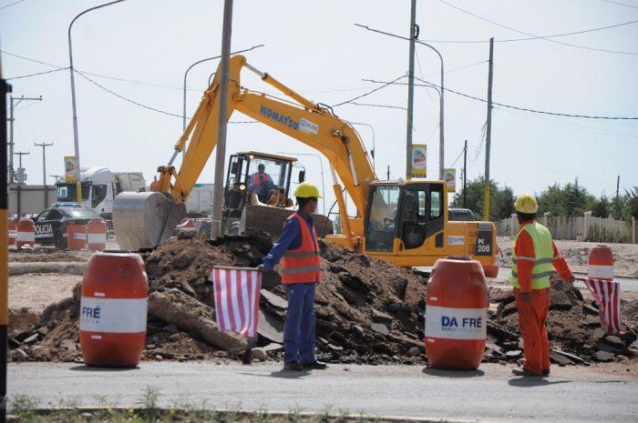 Comenzó la obra de ampliación del tramo 1 de la ruta 82