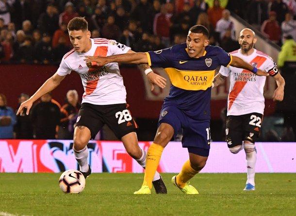 Gallardo confirmó el equipo para la revancha contra Boca